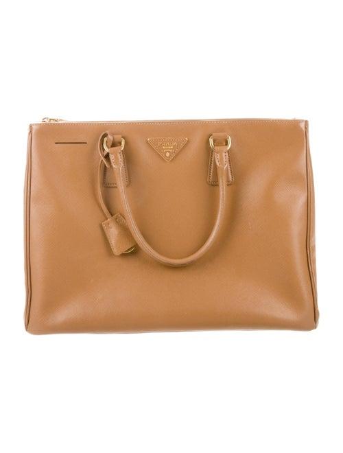 bea44d542b58 Prada Large Saffiano Lux Galleria Double Zip Tote - Handbags ...