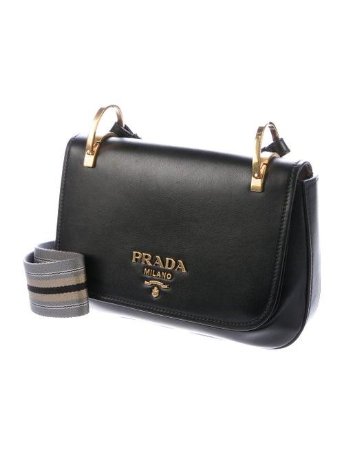 ca6b314802ff44 Prada City Calf Pionnière Bag - Handbags - PRA269907 | The RealReal