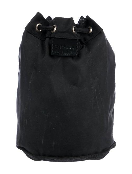 569ef5c50dbb12 Prada Vela Drawstring Pouch - Handbags - PRA270366 | The RealReal