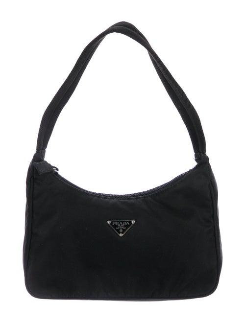 3f094bedcfcf83 Prada Tessuto Mini Bag - Handbags - PRA271521 | The RealReal