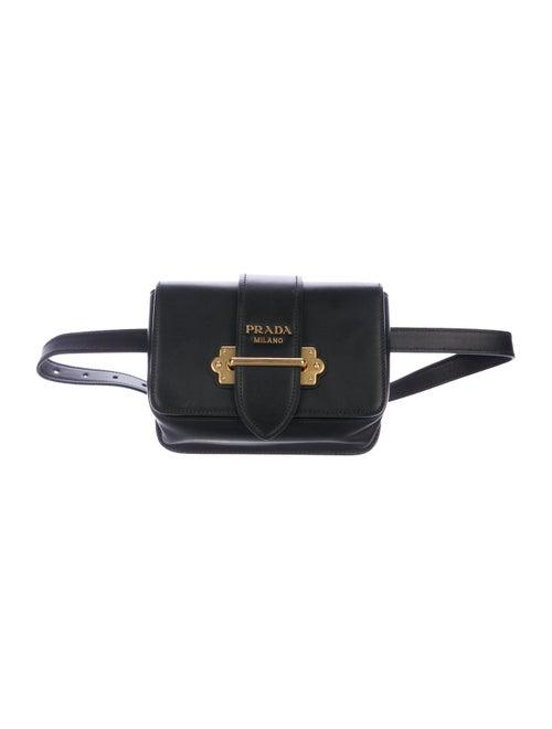 9427456ce39c Prada Cahier Convertible Belt Bag - Handbags - PRA273194