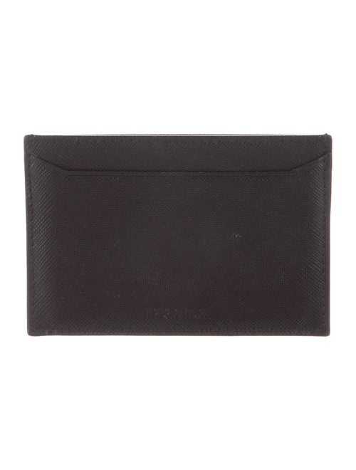 3367a91f0c6485 Prada Saffiano Card Holder - Accessories - PRA274892 | The RealReal
