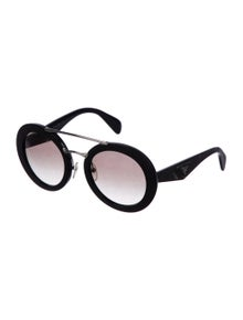 44b5d423a411 Tortoiseshell Tinted Sunglasses.  50.00 · Prada