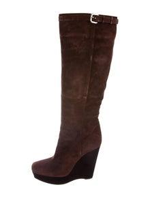 d2b993995e7 Prada Boots