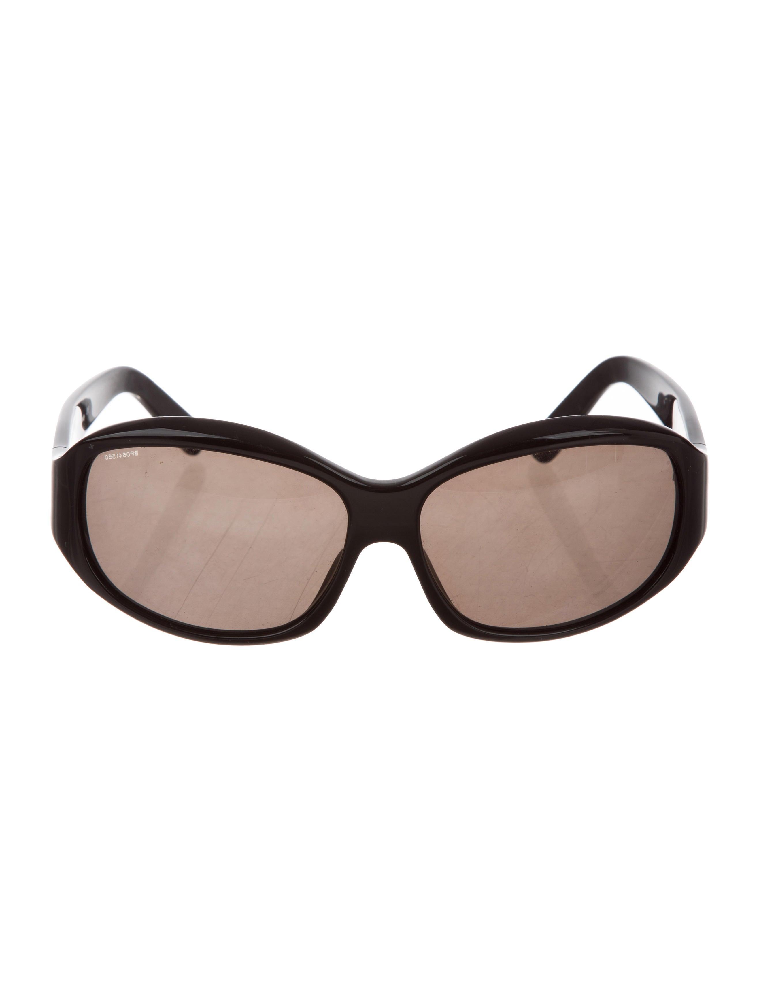 2aea27865bb Prada Tinted Round Sunglasses - Accessories - PRA277216