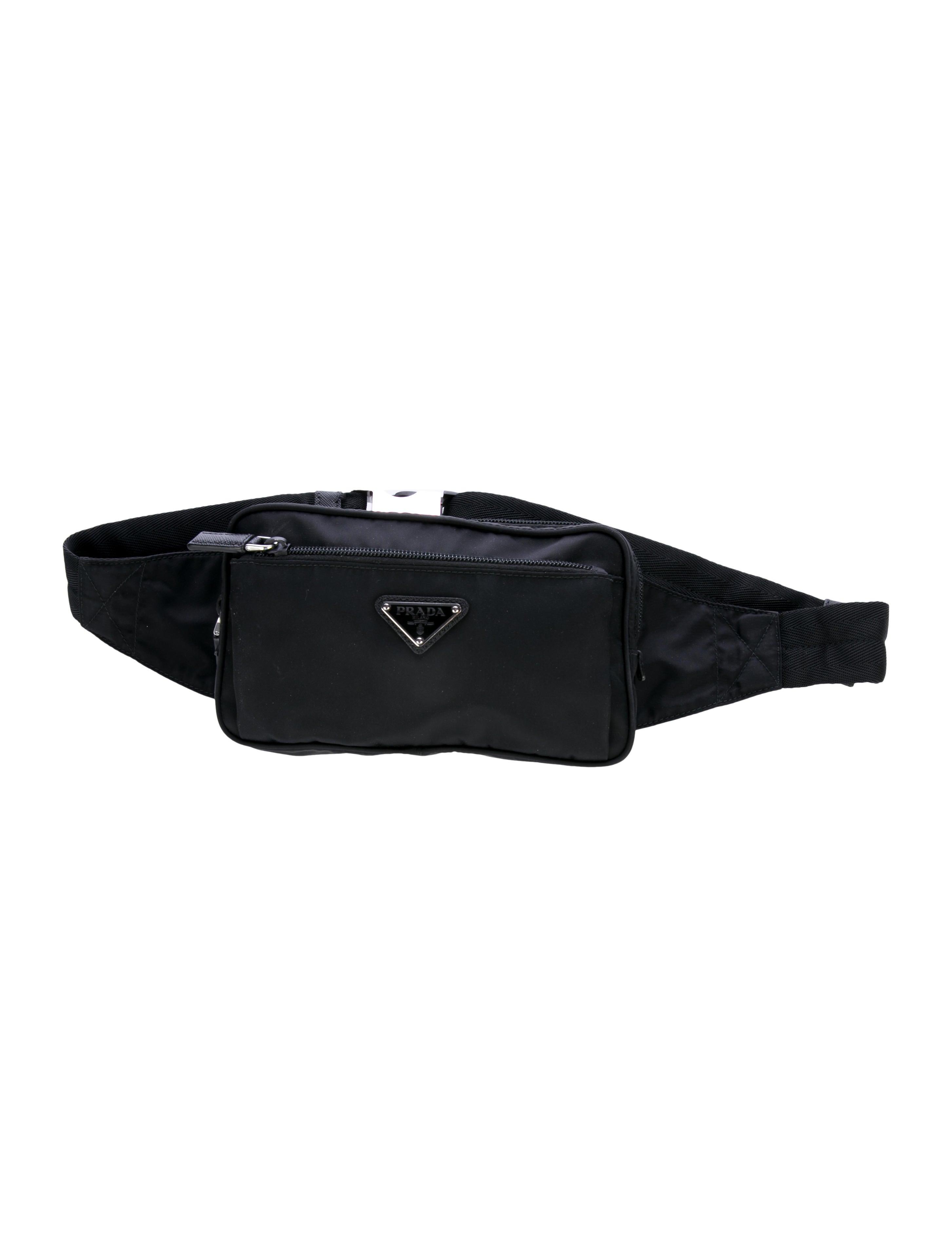 e783c27dced7 Prada 2018 Vela Belt Bag - Bags - PRA277700 | The RealReal