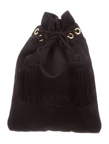 11938a3e5273 Vela Cosmetic Bag.  125.00 · Prada