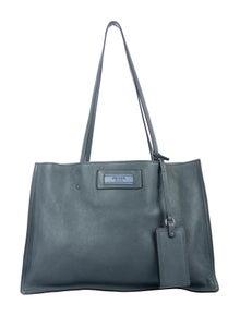a046e7c05c66 Small Saffiano Galleria Bag. Est. Retail  2
