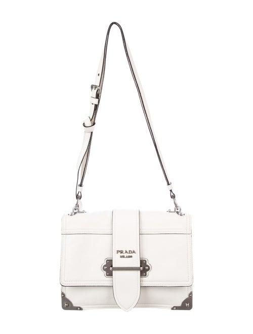 6bb5283b7334 Prada Large Soft Cahier Shoulder Bag - Handbags - PRA279947 | The ...
