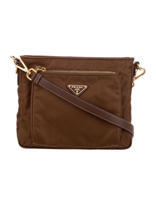 9bb8c0a2720 Prada Tessuto Crossbody Bag - Handbags - PRA281604 | The RealReal