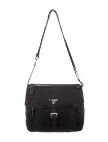 c5fcf121bbb474 Suede Shoulder Bag. $645.00 · Prada