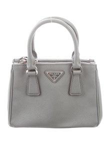 0761b66191a9e5 Prada Mini Bags | The RealReal