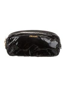 4370c5642947 Tessuto Mini Cosmetic Pouch. $125.00 · Prada