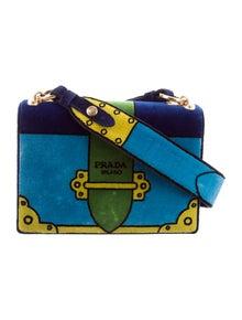 ac011cdf5ad158 Prada Handbags | The RealReal