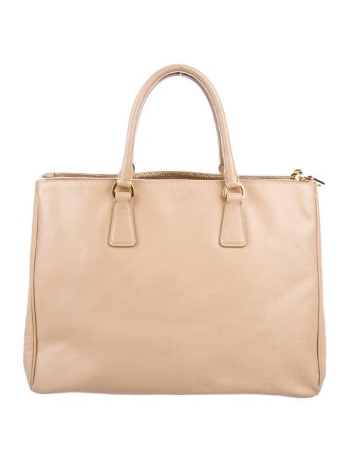 b386ce7167d3 Prada Large Saffiano Lux Galleria Double Zip Tote - Handbags ...