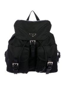 9386d2789197 Prada Backpacks | The RealReal