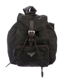 f8a99ffac527 Prada Backpacks | The RealReal