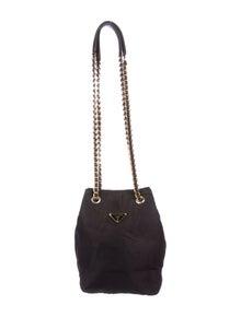 a5739479e1a4 Prada Bucket Bags | The RealReal