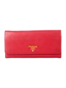87e4f219358b6a Prada Wallets | The RealReal