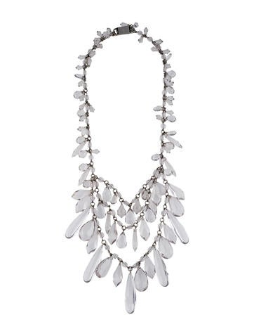 Tiered Multi Strand Necklace