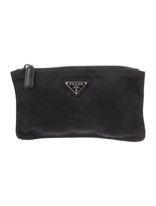 Prada Tessuto Cosmetic Bag Black