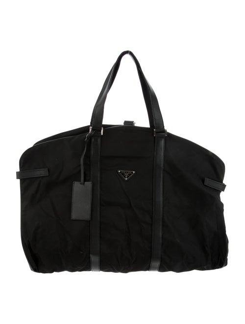Prada Tessuto Garment Bag black