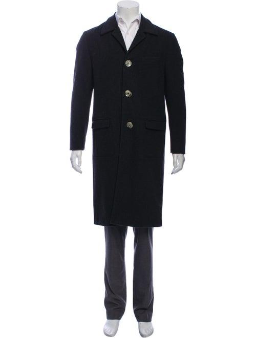 Prada Cashmere Top Coat grey
