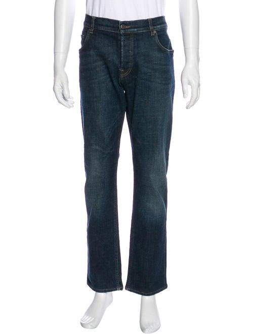 Prada Slim Jeans blue