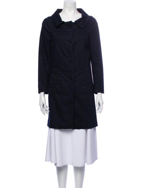 Prada Coat Blue