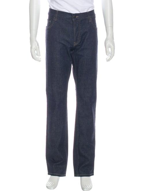Prada Straight Jeans blue