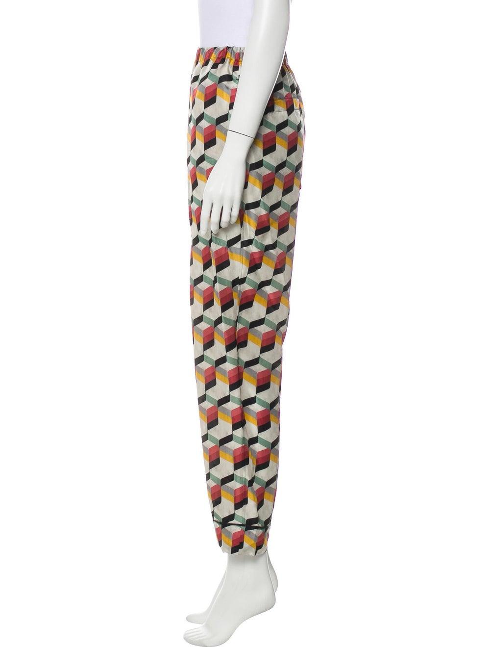 Prada 2017 Silk Pajamas - image 2
