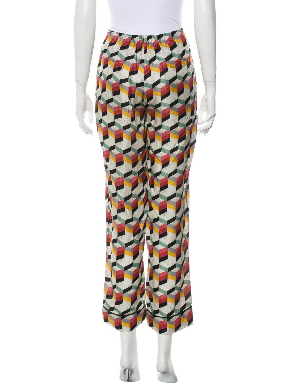 Prada 2017 Silk Pajamas - image 3