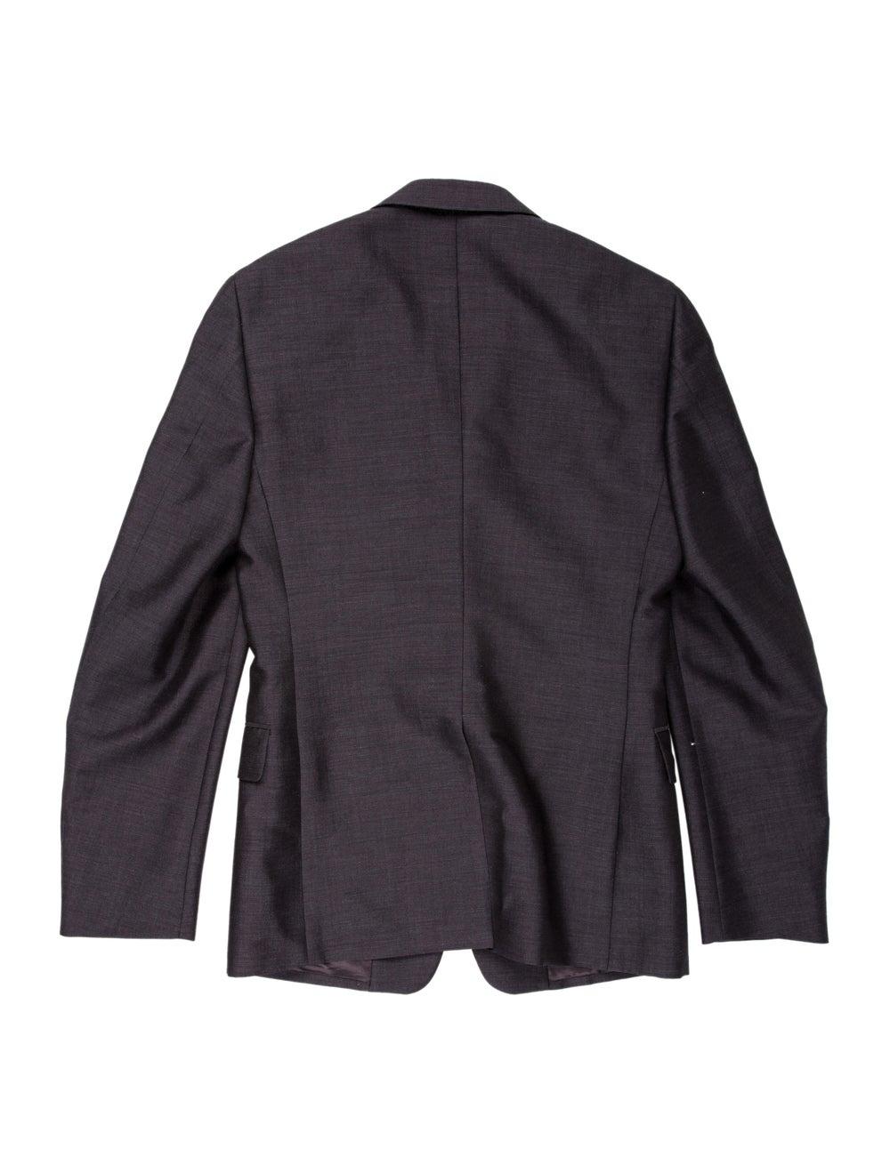 Prada Mohair Two-Piece Suit Grey - image 2