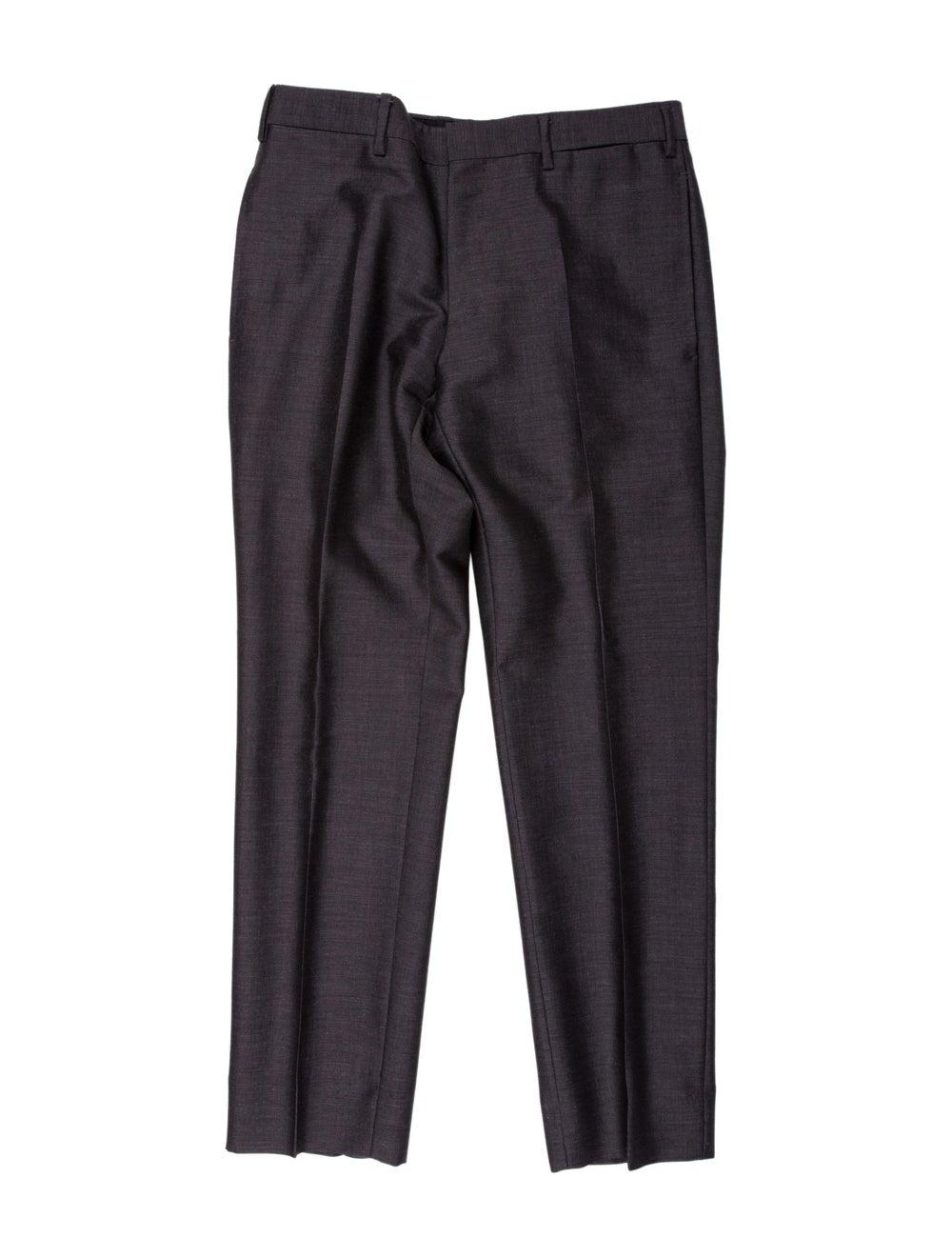 Prada Mohair Two-Piece Suit Grey - image 3
