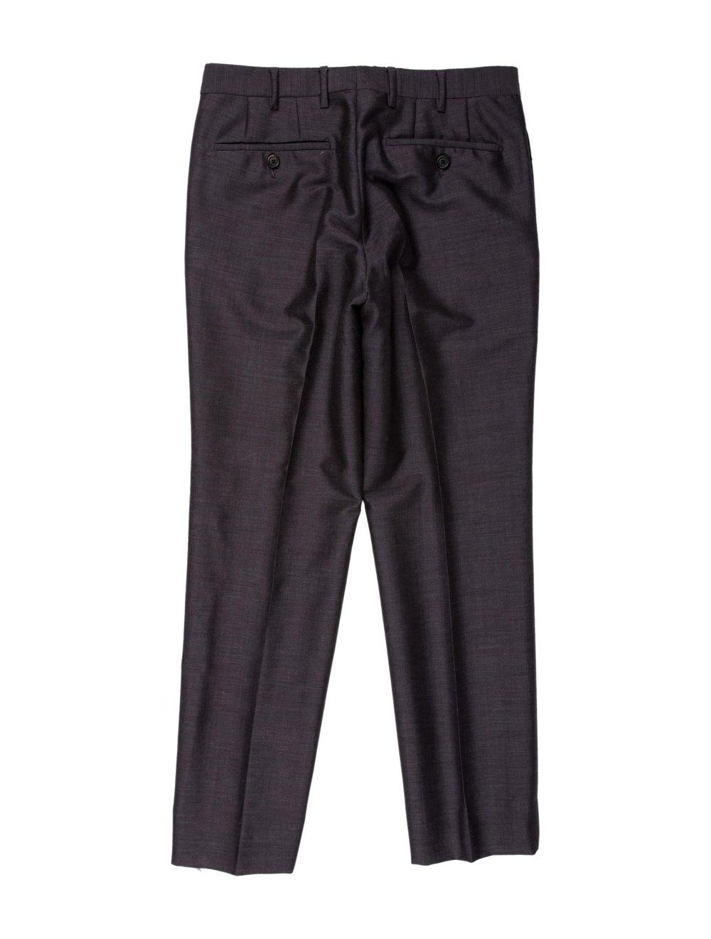 Prada Mohair Two-Piece Suit Grey - image 4