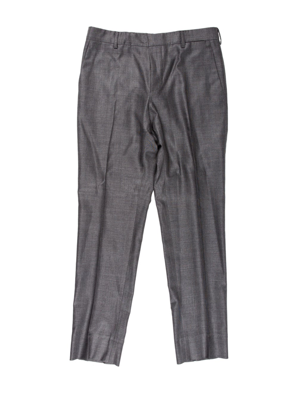 Prada Wool-Blend Two-Piece Suit grey - image 3