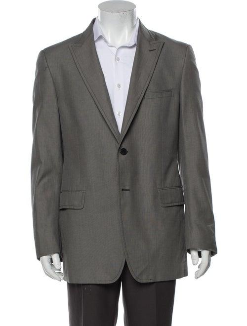 Prada Sport Coat Grey