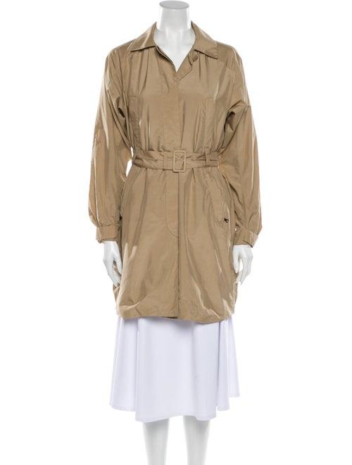 Prada 2006 Silk Trench Coat