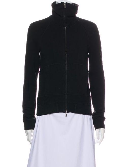 Prada Turtleneck Sweater Black