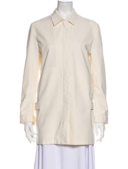 Prada Coat White