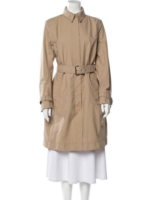 Prada Trench Coat Brown