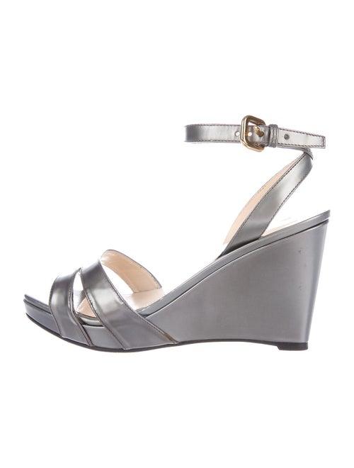 Prada Sandals Grey