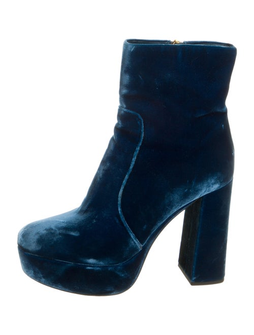 Prada Boots Blue