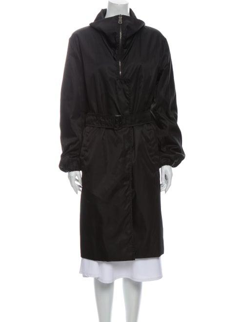 Prada Performance Coat Black