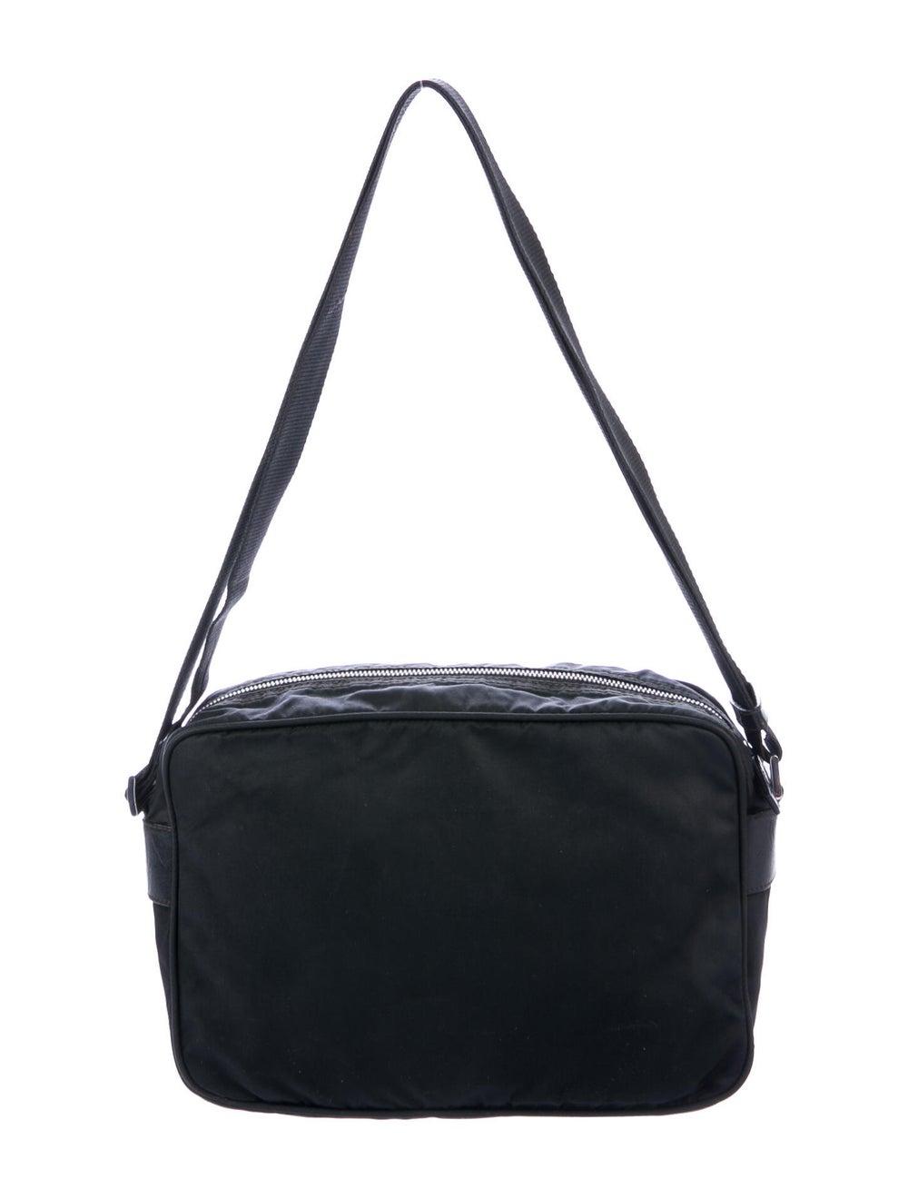 Prada Tessuto Crossbody Bag Black - image 4