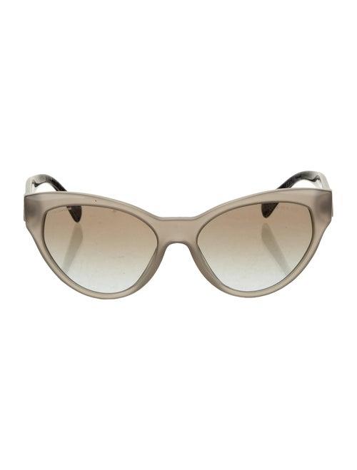 Prada Tinted Cat-Eye Sunglasses Grey