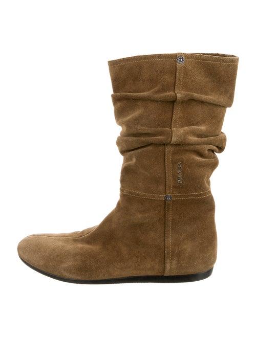 Prada Boots Brown