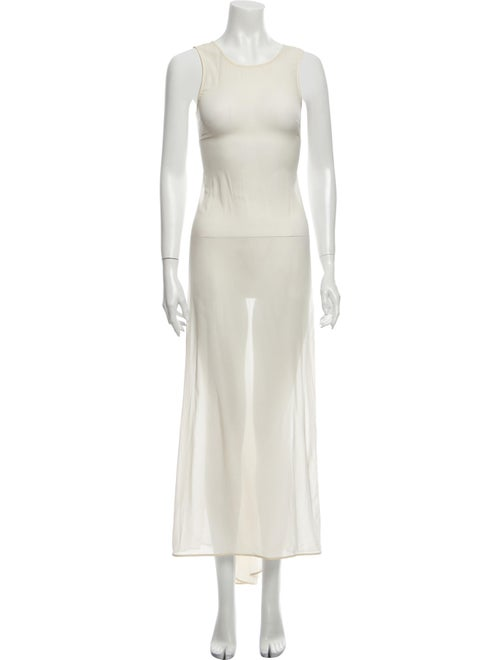 Prada Silk Long Dress