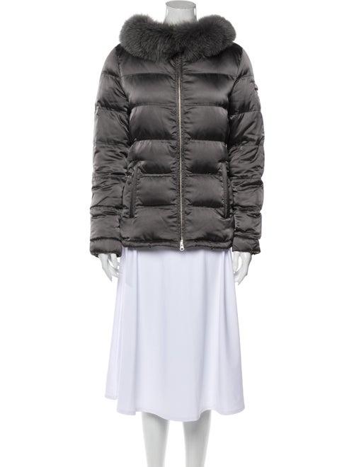 Prada 2010 Down Coat Grey