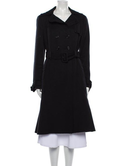 Prada Vintage 2006 Trench Coat Wool